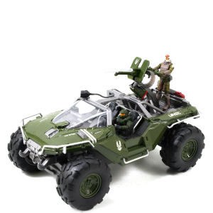 Halo Warthog Set with Action Figures