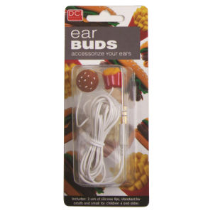 Burger and Fries Earbuds