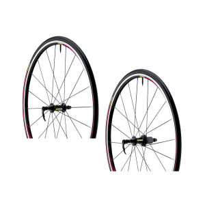 2013 Mavic Aksium S Wheelset - Red