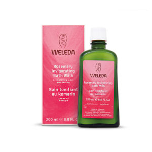 Weleda Rosemary Invigorating Bath Milk (200ml)