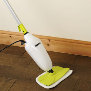 Beldray 1500W Steam Mop - Green