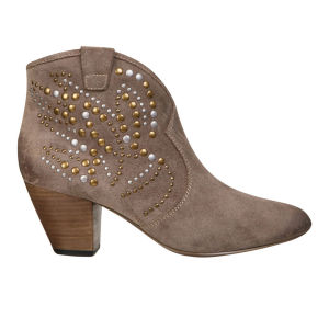 Ash Women's Jessica Ankle Boots - Taupe