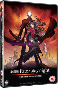 Fate / Stay Night: Unlimited Blade Works