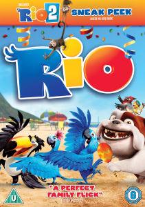 Rio (Bevat Rio 2 Sneak Peak)