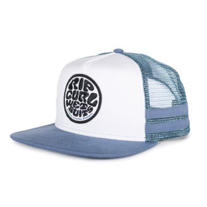 Rip Curl Men's Influence Trucker - White/Blue