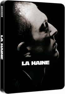 La Haine - Zavvi Exclusive Limited Edition Steelbook (Ultra Limited Print Run)