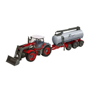 Revell Tractor and Trailer II
