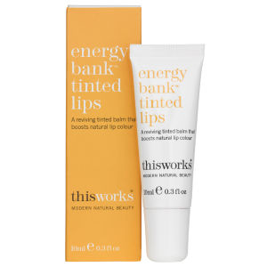 this works Energy Bank™ Tinted Lips