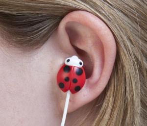 Ladybird Earbuds