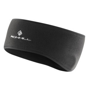 RonHill Men's Running Headband - Black