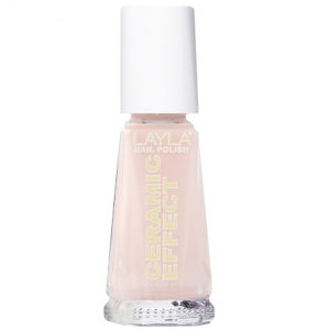 Layla Cosmetics Ceramic Effect Nail Polish N.48 Skin (10ml)