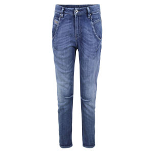 Diesel Women's Fayza Boyfriend Fit Jog Jeans - Light 800H