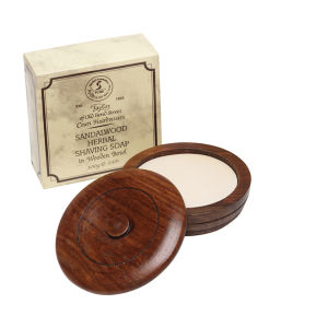 Taylor of Old Bond Street Wooden Bowl Including Shaving Soap (100g)