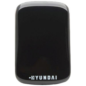 Hyundai 256GB External USB 3.0 SSD - Black