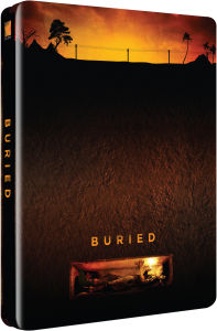 Buried (Enterrado) - Steelbook Exclusivo de Zavvi (Edición Limitada) (Tirada Ultra-Limitada)