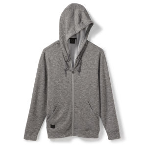Oakley Men's Sumter Fleece Hoody - Heather Grey