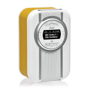View Quest Christie Bluetooth DAB+ Radio - Mustard