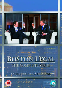 Boston Legal - Seizoen 1-5 - Compleet