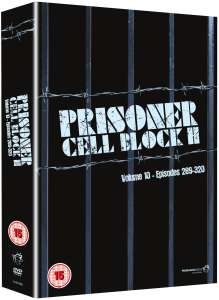 Prisoner Cell Block H - Volume 10