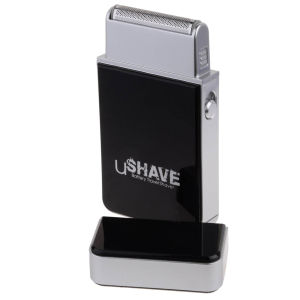 uShave Battery Travel Shaver