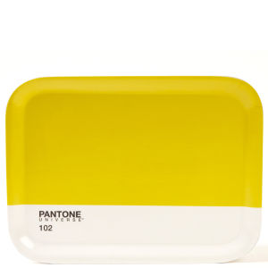 Pantone Universe Small Tray - Cornish Cream 1225