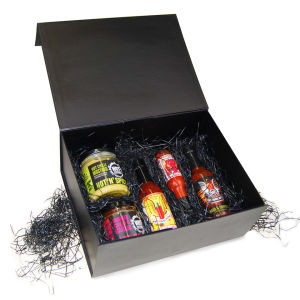 Hot Headz Chilli Hamper for Him