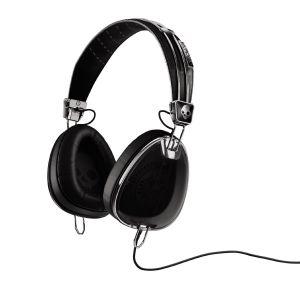 Skullcandy Aviator 2.0 Over Ear Headphones with Mic - Black
