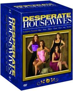 Desperate Housewives - Seasons 1-7