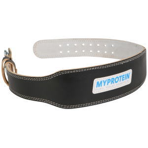Myprotein Leather Lifting Belts