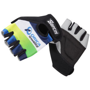 Orica Greenedge Team Race Mitts - 2013