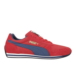 Puma Men's Fieldsprint Trainers - Red/Blue
