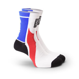 Santini Union Socks - Blue