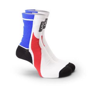 Santini Union Socks - Blue