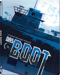 Das Boot - Gallery 1988 Sortiment - Zavvi exklusives Limited Edition Steelbook (nur 2000 Stück)