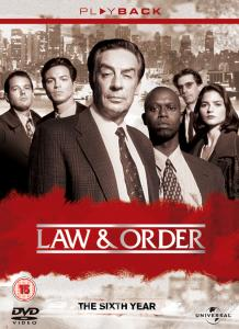 Law And Order - Season 6