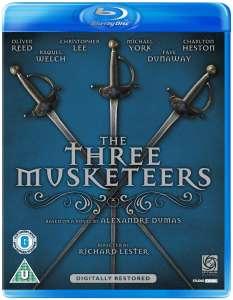 The Three Musketeers - Digitally Restored