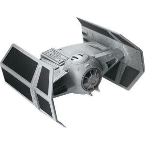 Star Wars Darth Vader's TIE Fighter Snaptite Model