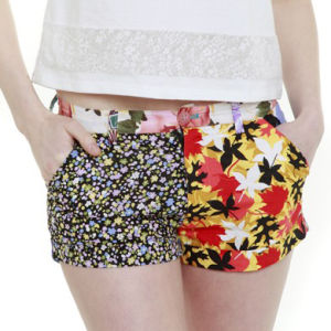 Foul Fashion Women's Shorts - Multi