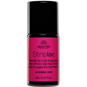 Striplac Bubble Gum UV Nail Polish (8ml)