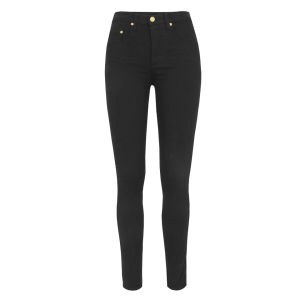 Nobody Women's Cult Skinny Jeans - Black