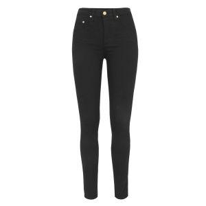 Nobody Women's Cult Skinny Jeans - Black