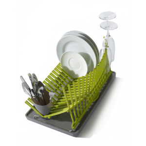 Black+Blum High and Dry Dishrack - Lime