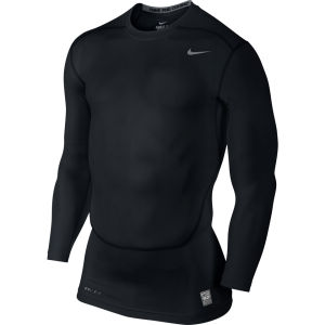 Nike Men's Core 2.0 Compression Long Sleeve Top - Black