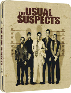 The Usual Suspects Steel Pack