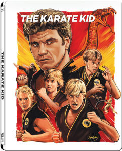 Karate Kid - Gallery 1988 Range - Zavvi exklusives Limited Edition Steelbook (nur 2000 Exemplare)