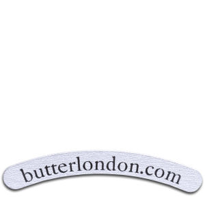 butter LONDON Banana Nail File