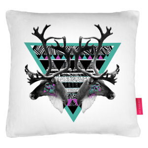 Ohh Deer Caribou Cushion