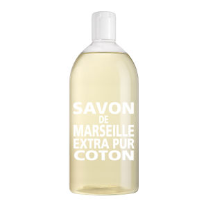 Compagnie de Provence Liquid Marseille Soap Refill 1L Cotton Flower