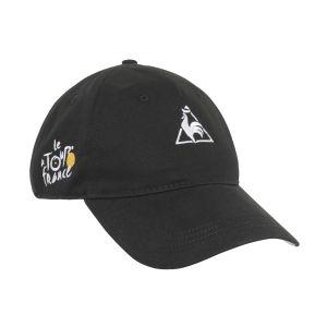 Le Coq Sportif Tour de France Cap - Black