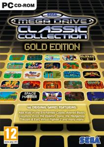 SEGA Mega Drive Classic Collection: Gold Edition